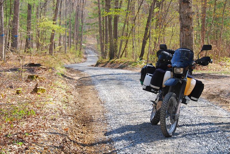 Trans West Virginia Trail