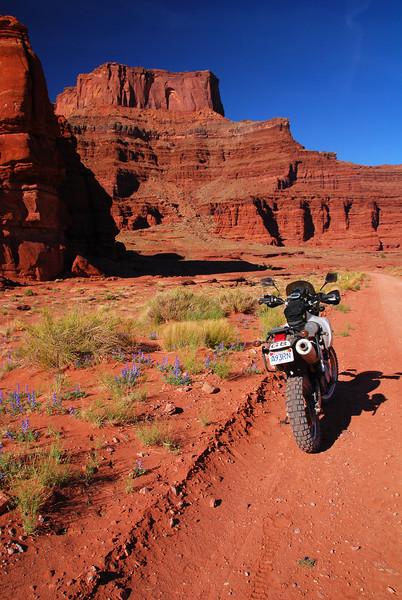 'Shafer Road', Moab, Utah