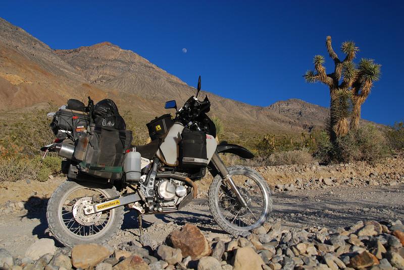 Racetrack Road,  Death Valley NP,  CA