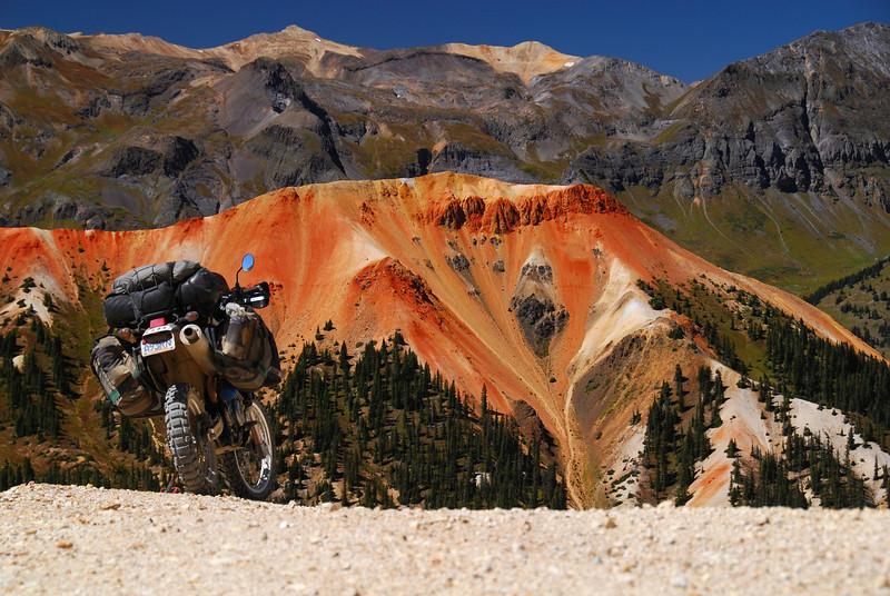 Corkscrew Gulch,  CO.  Trans America Trail