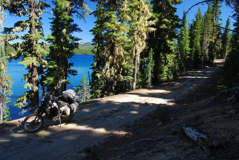 PCT Crescent Lake,  OR