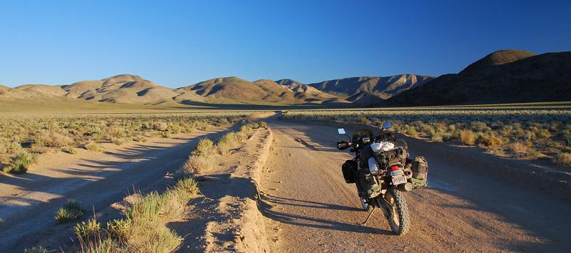 Hidden Valley,  Death Valley NP,  CA
