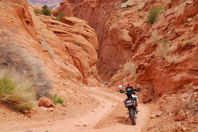 'Long Canyon, Moab, Utah