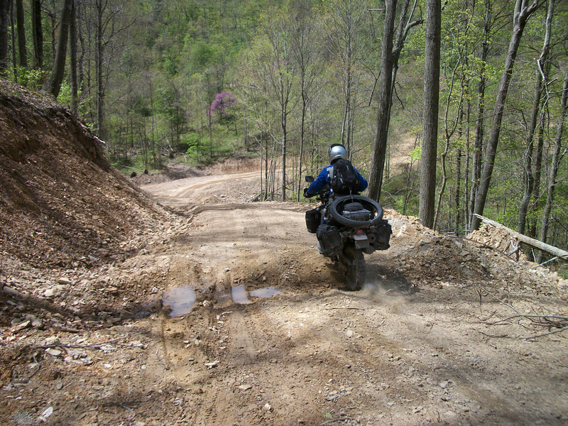 Trans West Virginia Trail. Day 5alt