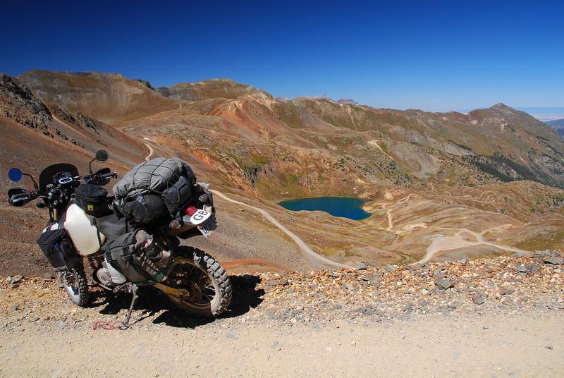California Pass, CO.  Trans America Trail