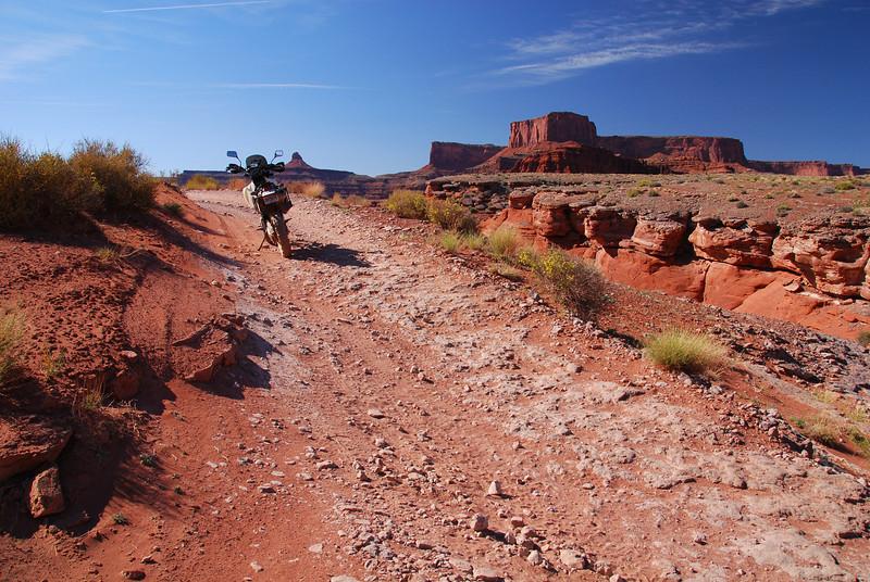 'Chicken Corners', Moab, Utah