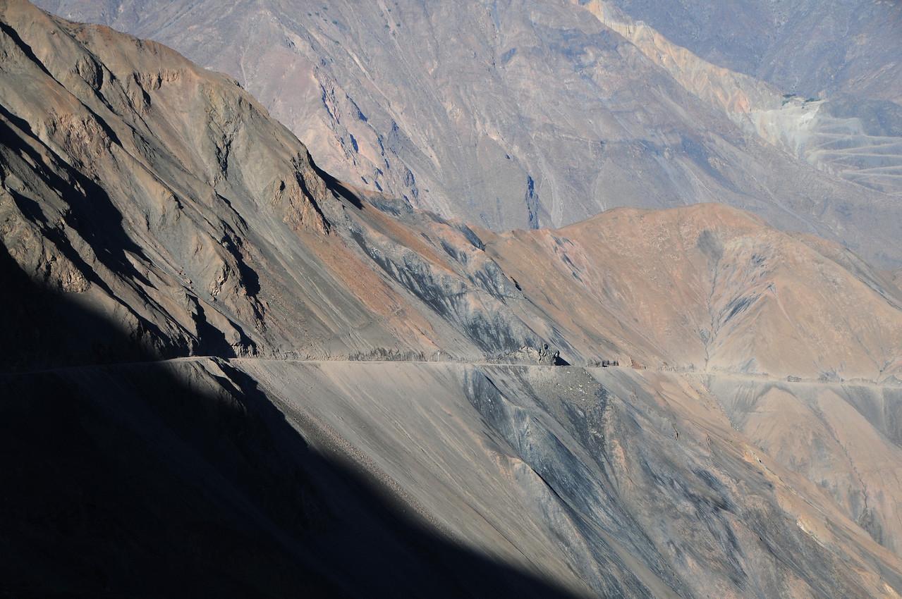 La Pampa  - Huarochiri road. Peru.