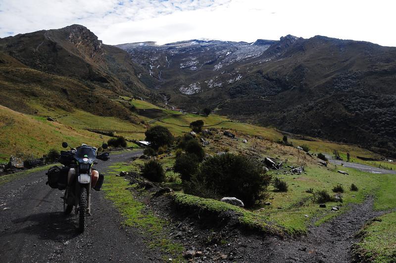 Sierra Nevada de El Cocuy - Guiacan (Boyaca).  Colombia.