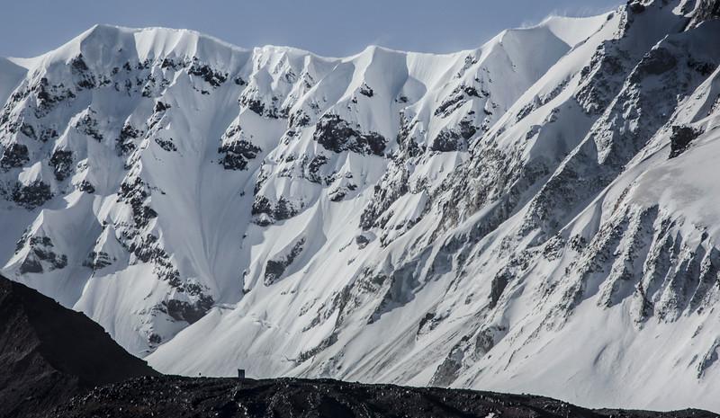 Circumnavigating Mt. Saint Helens