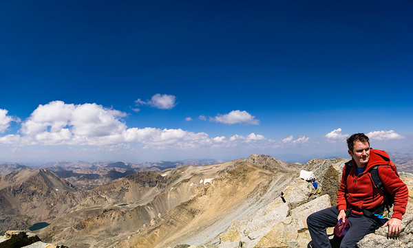 Adventure Photography | Mt Massive | Perched On Top of Colorado