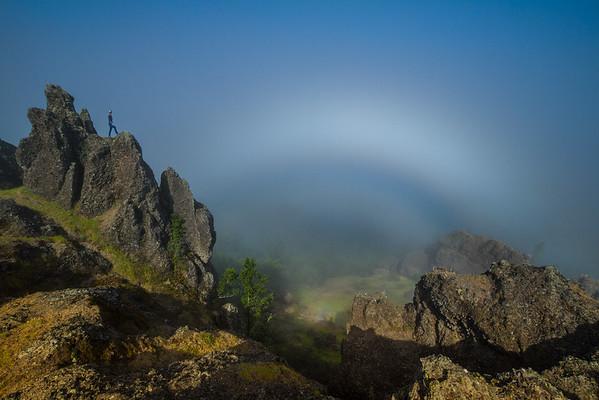 Palisades Fogbow