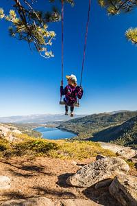 Donner Lake Swing