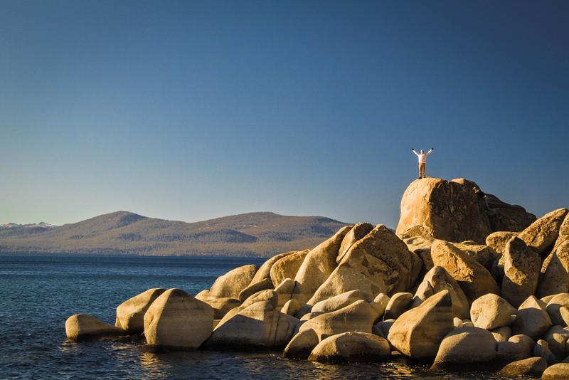 Lake Tahoe Praise