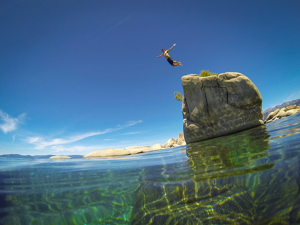 Bonsai Rock Plunge