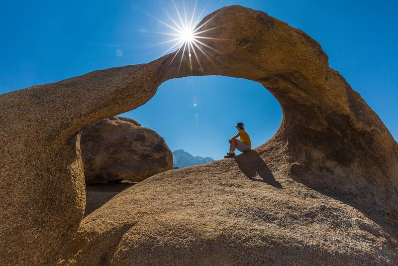 Mobius Arch - Alabama Hills, California