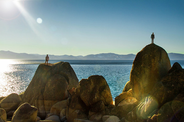Lake Tahoe, Rock Climbing