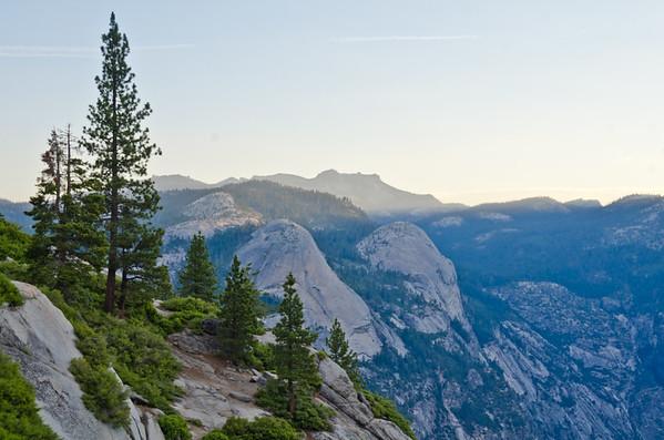 2015-07 Yosemite at Sunrise