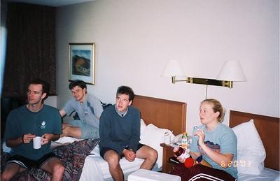 Hotel Fri Morning