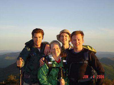 Pre-race: Team - Mt. Mansfield 1