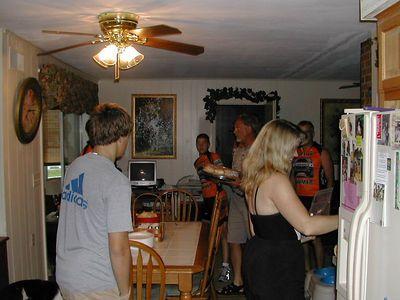 Sutliff Hummer Adventure Racing Get Together - Aug12, 2005