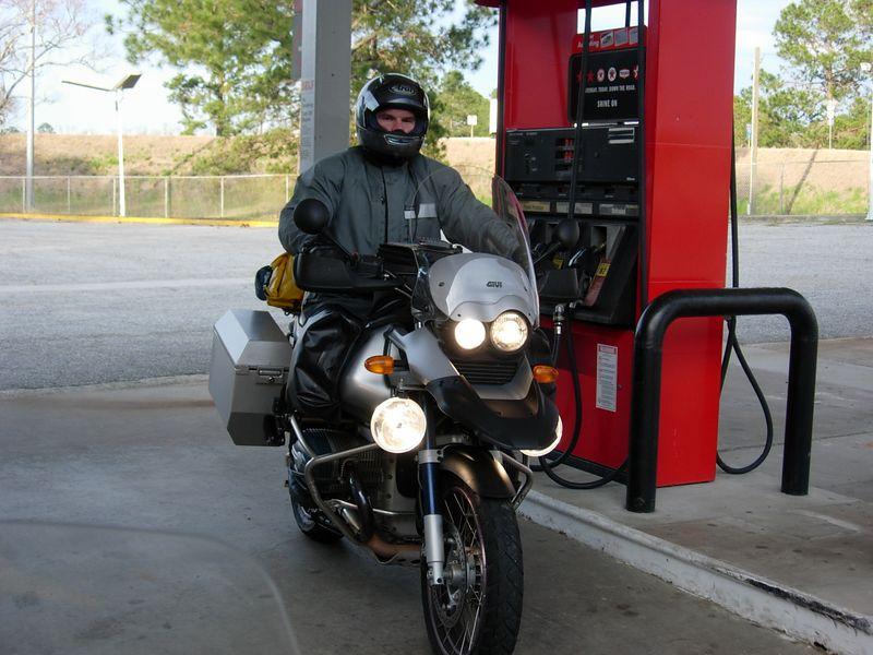 kv gassing up