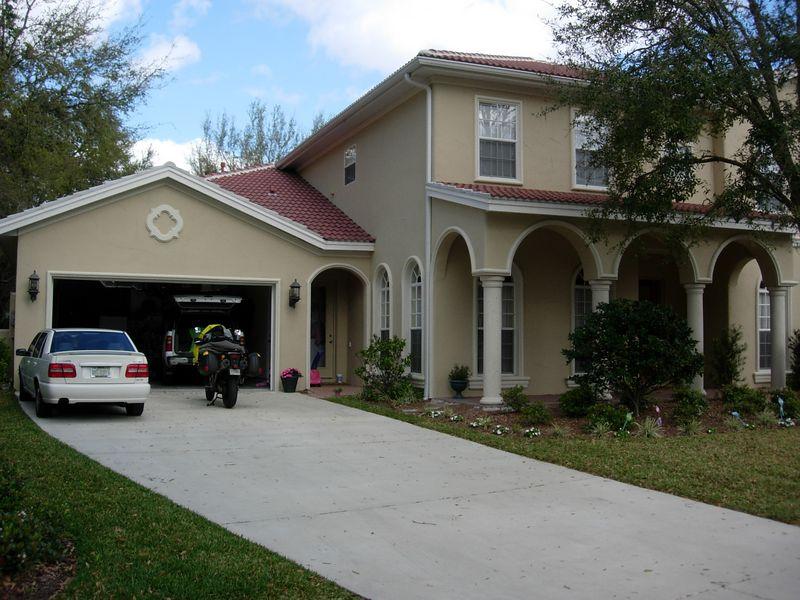 Scott's house