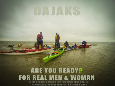 Dajaks Adventure @Sea