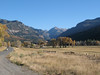 US Hwy 550 looking towards Ouray