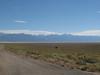 Colorado Hwy 114, towards the San Luis Valley