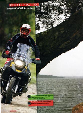 Curso na Revista Motociclismo