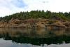 4119 Sucia Island cliffs