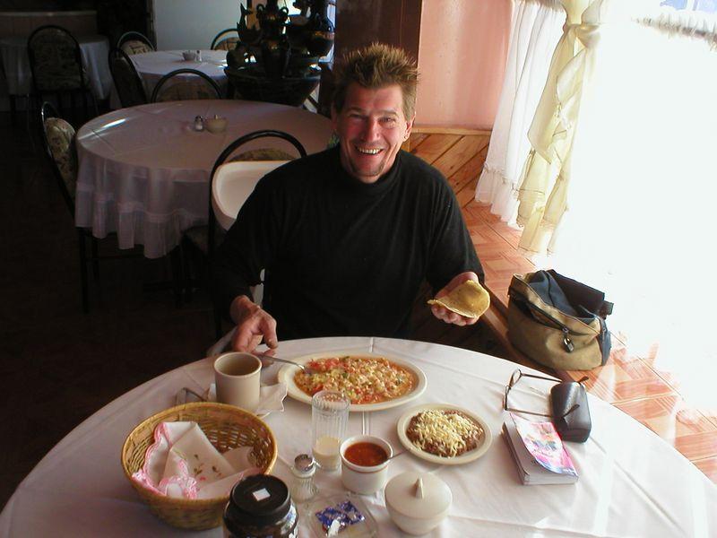 Breakfast at Hotel Maria