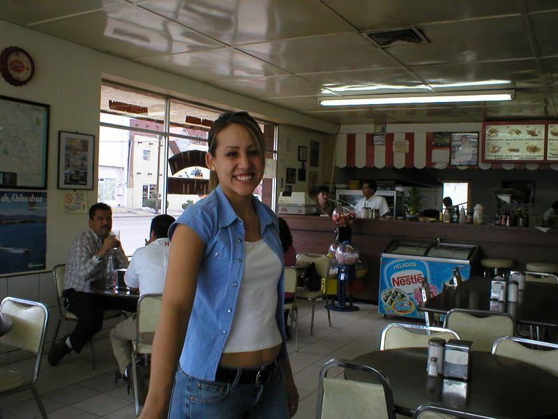 Nuevo Casa Grande:[/COLOR]<br /> We stop at Nuevo Casa Grande for lunch. Great food and a friendly wait person.