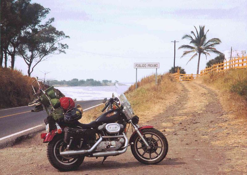 Getting lost required a double back north to a highway east then south on hwy 180 to the city Tuxpan. The roads are in good shape lined with coastal scenery, like riding into a dream or a story book.