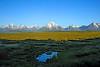 The Tetons & Mount Moran