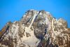 Summit of Mount Moran.