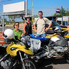 "Sunday we head out for another mega walk. Less then two blocks from our hotel we see some adventure motorcycles. Heidi says ""They have advRider stickers"" I ask if they are adventure riders. I get a definite –Yes. I say ""I'm cavebiker"" Get this, I tell them we meet FlyingAdvanti yesterday. The guy says he has ridden with him and his brother worked with him. (Are we in the Twilight Zone?) Unreal!<br /> <br /> We talk for a while about the rides we are on and some rides we have done. This couple did Panama with their daughter last year. How cool! And hope to do South America soon. We mentioned we did Scorpion Bay and had an H of a ride."