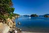 Shoreline of Sucia Island, Echo Bay