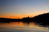 Sunset Echo Bay Sucia Island