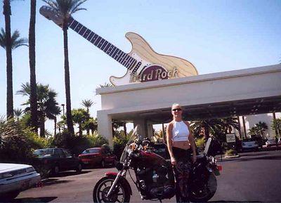 Las Vegas Motorcycle Cruise September 01'