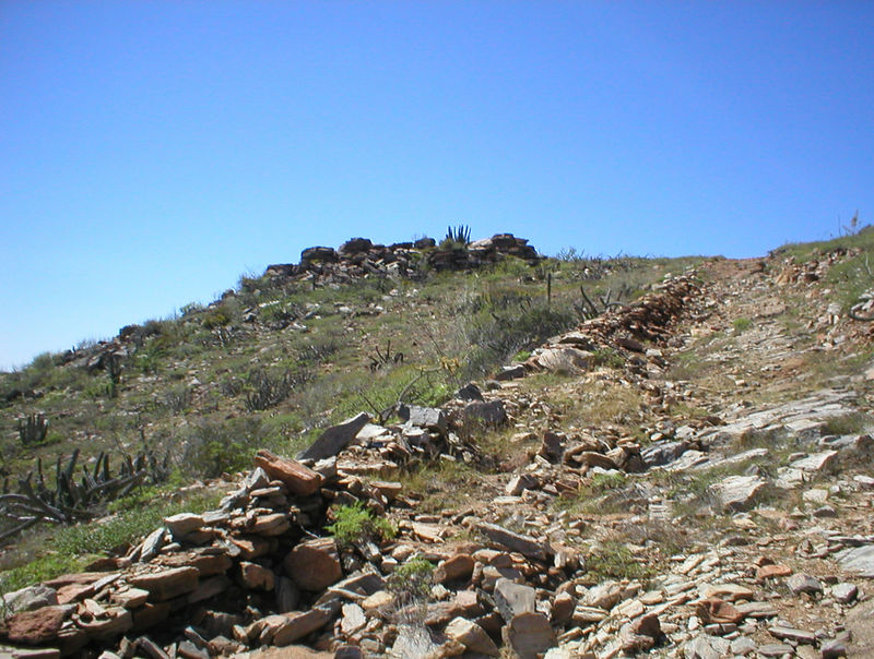 More desert mountain hiking: