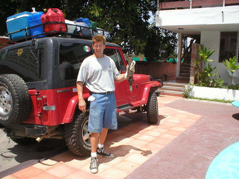 """(Under Construction)<br /> <br /> You can continue at ->(Journal5) in  <a href=""""http://www.justadventuretravel.net"""">http://www.justadventuretravel.net</a> to view the continuation of the Mexico 05' fun."""