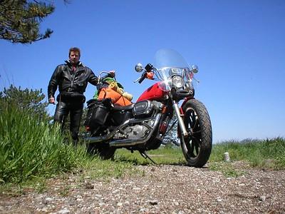 Minneapolis to Las Vegas Baby 04'- Motorcycle Ride Report