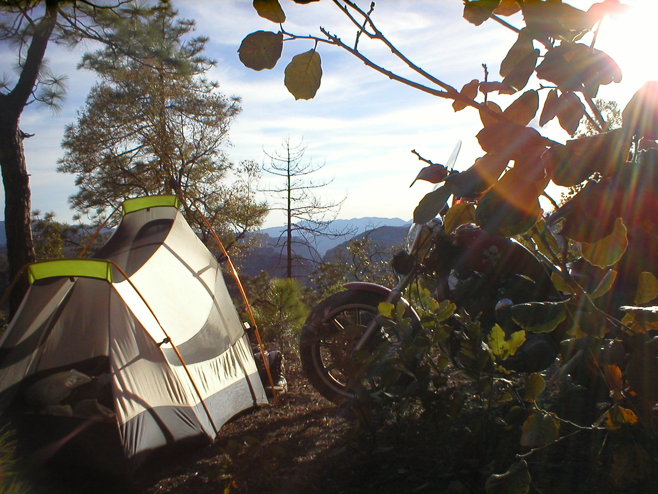 Best camp spot of the trip
