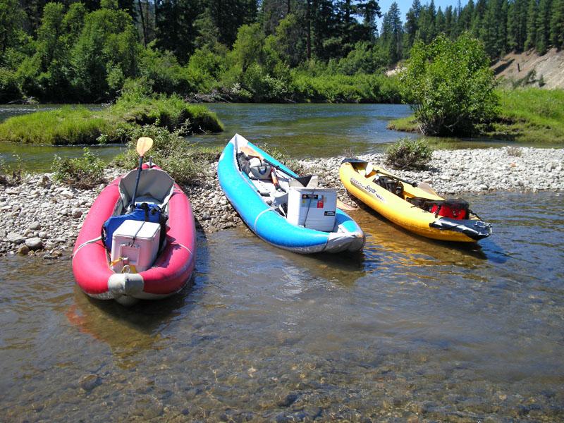 1301 the kayaks