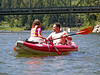 1257 Bret & Cheyenne in kayak