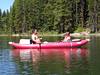 1247 Bret & Cheyenne in kayak