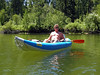 1291 Gary in Kayak