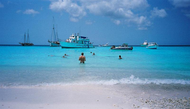 001 - Curacao 25-28 Feb 1998