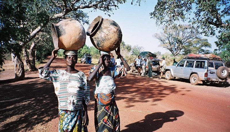 231 - West Africa 13 Mar-10 Apr 2000